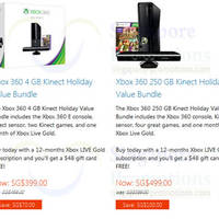 Read more about Microsoft Xbox 360 Up To $100 OFF Price Cuts 7 Feb 2014