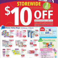 Read more about NTUC Unity $10 OFF Storewide Promo 14 - 16 Feb 2014