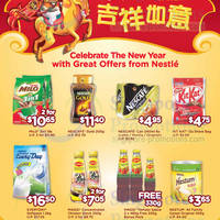 Read more about Nestle New Year Offers 14 - 27 Feb 2014