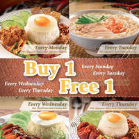 Read more about Old Town Coffee Buy 1 Get 1 FREE Selected Item (Mon - Thu) 18 - 27 Feb 2014