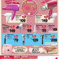 Read more about Best Denki Valentine's Day Personal Care Offers 7 - 14 Feb 2014