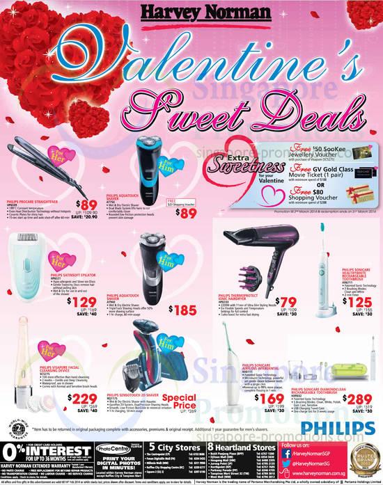 Philips HP8339 Straightener, Philips AT750 Shaver, Philips HP6521 Epilator, Philips AT940 Shaver, Philips HP8233 Hairdryer, Philips HX6711 Toothbrush, Philips HX8111 Airfloss, Philips HX9332 Toothbrush, Philips SC5275 Facial Cleansing Device