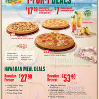 Read more about Pizza Hut 1 For 1 Selected Items Dine-In Promo 17 Feb - 18 Mar 2014