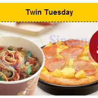 Read more about Pizza Hut Delivery Pan Pizza & Pasta Perfetto For $12 Tuesdays Promo From 4 Feb 2014