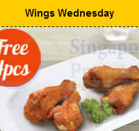 Read more about Pizza Hut Delivery Wings FREE 4pcs With 6pcs Purchase Wednesdays Promo 5 Feb 2014