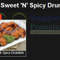 Read more about Pizza Hut Delivery $8 10pcs Sweet 'N' Spicy Drumlets Coupon Code 6 Feb 2014