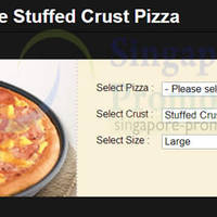 Read more about Pizza Hut Delivery 30% OFF Large Stuffed Crust Pizza Coupon Code 5 Feb 2014
