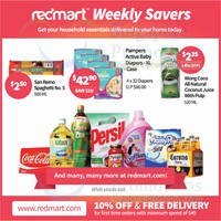 Read more about Redmart Weekly Savers Offers 20 Feb 2014
