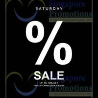 Read more about Saturday Up To 70% OFF Storewide Promo @ Wheelock Place 4 Feb 2014