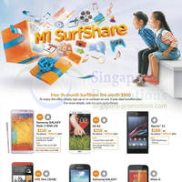 Read more about M1 Smartphones, Tablets & Home/Mobile Broadband Offers 15 - 21 Feb 2014