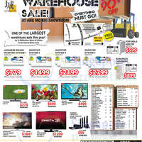 Read more about Gain City Warehouse Sale Offers @ Ang Mo Kio Showroom 8 - 16 Feb 2014
