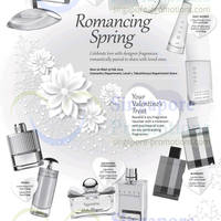 Read more about Takashimaya Designer Fragrances Romancing Spring Offers 14 - 19 Feb 2014