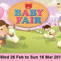 Read more about Takashimaya Baby Fair 26 Feb - 16 Mar 2014