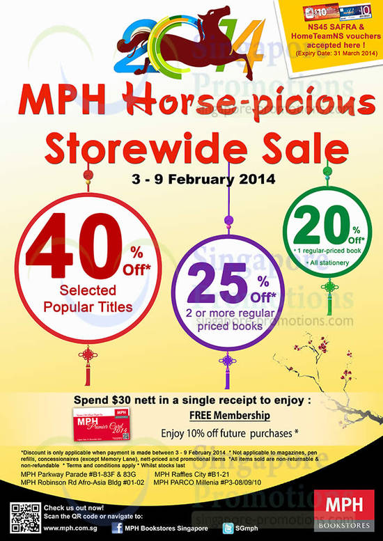 Up to 25 Percent Off Storewide