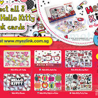 Read more about Hello Kitty ez-link Cards Now Available 14 Feb 2014