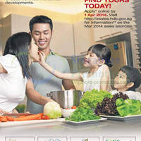 Read more about HDB Launches Mar 2014 BTO Exercise 26 Mar - 1 Apr 2014