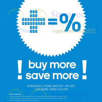 Read more about Adidas Buy More Save More Promotion 25 Mar 2014