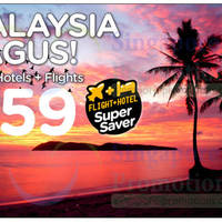 Read more about Air Asia Go $159 Malaysia 3D2N Hotels + Flights Package Offer 21 - 30 Mar 2014