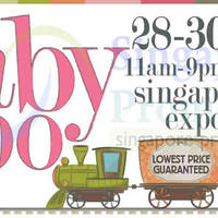 Read more about Baby Expo Fair @ Singapore Expo 28 - 30 Mar 2014
