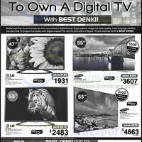 Read more about Best Denki Digital TV Offers 13 - 17 Mar 2014
