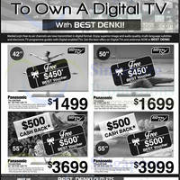 Read more about Best Denki Digital TV Offers 19 - 24 Mar 2014
