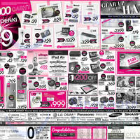 Read more about Best Denki TV, Notebooks, Digital Cameras & Other Electronics Offers 7 - 10 Mar 2014