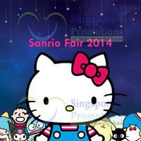 Read more about Sanrio Hello Kitty Fair @ Changi City Point 24 - 30 Mar 2014