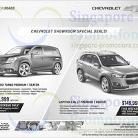 Read more about Chevrolet Captiva & Chevrolet Orlando Features & Price 8 Mar 2014
