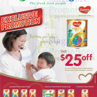 Read more about Cold Storage $25 OFF Dumex Mamil Gold PreciNutri Promo 21 Mar - 13 Apr 2014