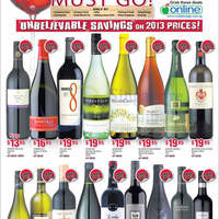 Read more about Cold Storage Over 30% OFF Wine Offers 21 - 27 Mar 2014