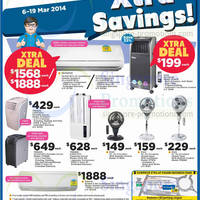 Read more about NTUC Cooling Appliances, Up To 25% OFF Health Products & Other Offers 6 - 19 Mar 2014