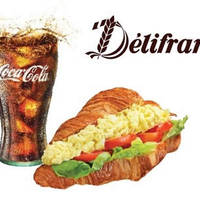 Read more about Delifrance 47% OFF Classic Sandwich & Beverage Set Redeemable @ 27 Locations 19 Mar 2014