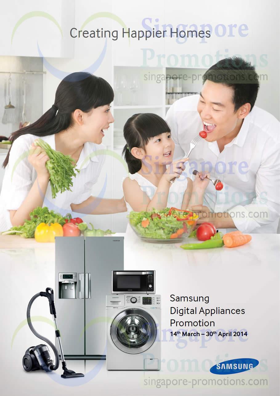 Digital Appliances Promotion