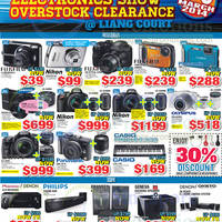 Read more about Audio House Electronics, TV, Notebooks & Appliances Offers @ Liang Court 7 - 9 Mar 2014