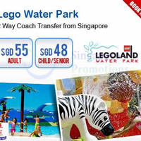 Read more about Legoland Water Park Coach Transfers From $48 19 Mar 2014
