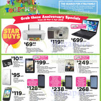 Read more about NTUC Fairprice Baby, Electronics & Aleoca Bicycles Offers 20 Mar - 2 Apr 2014