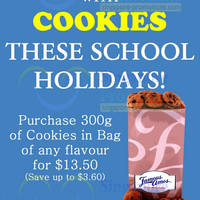 Read more about Famous Amos Cookies In Bag Promotion @ Islandwide 18 - 23 Mar 2014