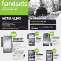 Read more about Starhub Mobile Smartphones, Cable TV & Cable/Fibre Broadband Offers 22 - 28 Mar 2014
