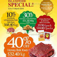 Read more about Fragrance Foodstuff Bakkwa & More Promo Offers 14 - 17 Mar 2014
