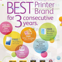 Read more about Fuji Xerox Printers Promotion Offers 7 Mar - 25 May 2014