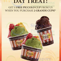 Read more about Gelateria Italia Buy Two Grande & Get FREE Piccolo Sundays Promo 23 Mar 2014