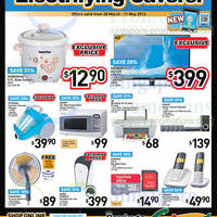 Read more about Giant Electronics Offers 28 Mar - 11 May 2014