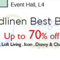 Read more about Isetan Bedlinen Best Buys @ Isetan Scotts 21 - 25 Mar 2014