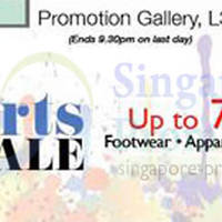 Read more about Isetan Sports SALE @ Isetan Scotts 21 - 25 Mar 2014