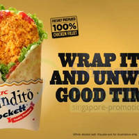 Read more about KFC Bandito Pockett Is BACK From 5 Mar 2014