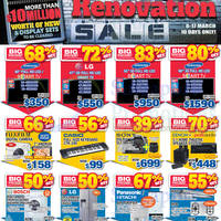 Read more about Audio House Bendemeer Renovation Sale Offers 8 - 17 Mar 2014