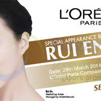 Read more about L'Oreal Fair @ Compass Point 24 - 30 Mar 2014