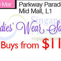 Read more about Ladies Wear Sale @ Isetan Katong 24 - 30 Mar 2014
