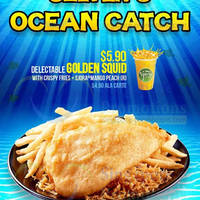 Read more about Long John Silver's NEW Ocean Catch 1 Mar 2014