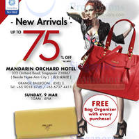 Read more about LovethatBag Branded Handbags Sale Up To 75% Off @ Mandarin Orchard 9 Mar 2014